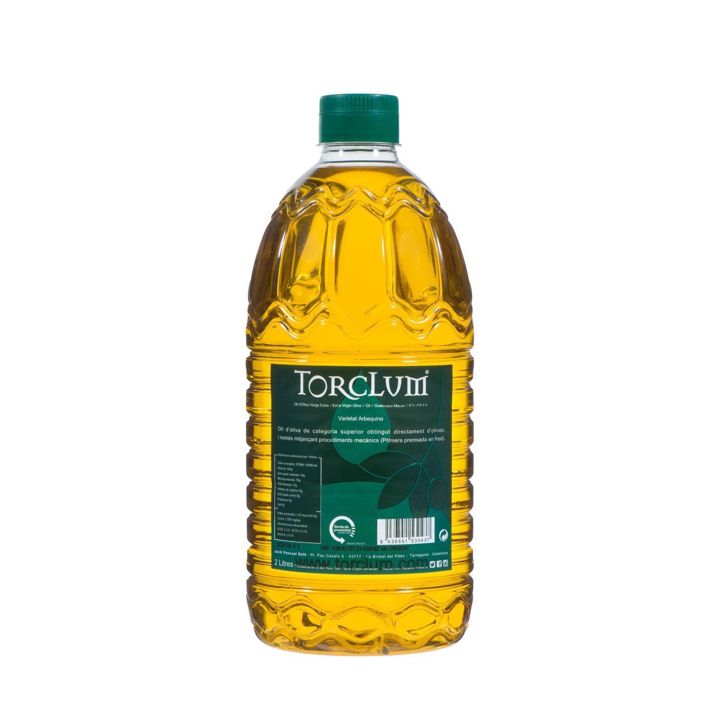 Aceite-oliva-arbequina-Torclum-Garrafa-PET-de-2l
