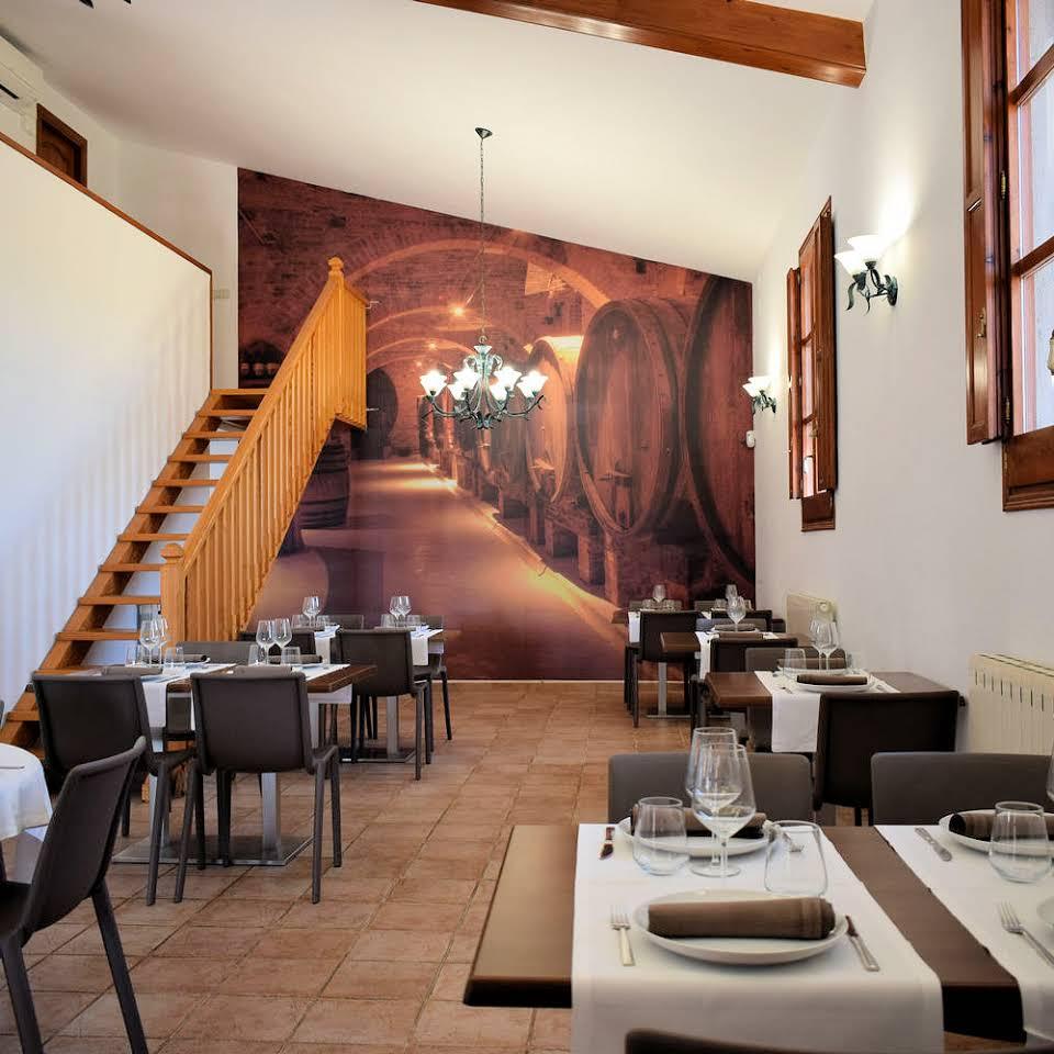 Restaurant Mas Les Planes