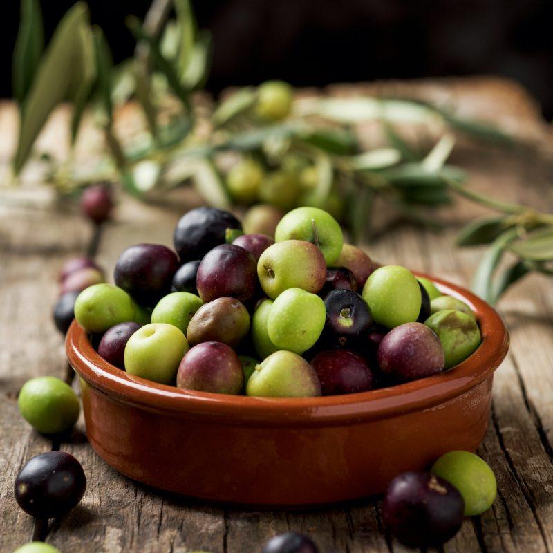 Olives arbequines en conserva