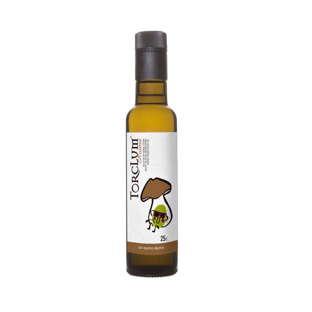 aceite aromatizado con setas