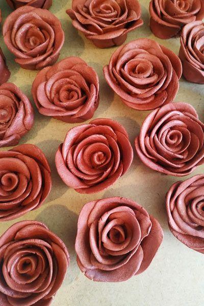 roses preparades