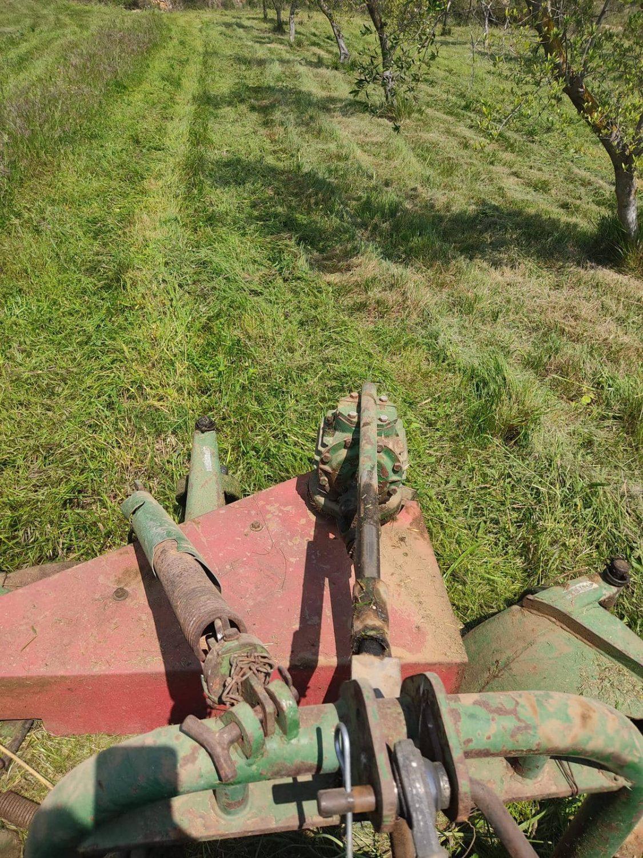 Segant la capa herbatica